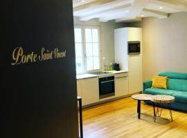 Vannes Lodge, appartement à Vannes
