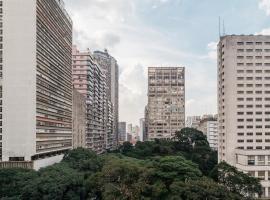 Setin São Luis - CasApp Consolação SP, orlofshús/-íbúð í Sao Paulo