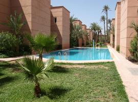 Résidence alqaria assiyahiya, villa in Marrakesh
