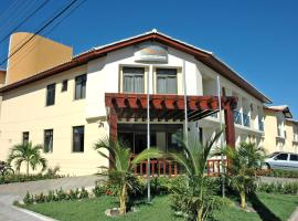 San Manuel Praia Hotel, hotel near Sergipe Cultural and Art Centre, Aracaju