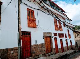 ValPer boutique, hotel near San Pedro Train Station, Cusco