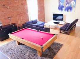Top Floor Loft In Downtown Indianapolis!!!, apartment in Indianapolis