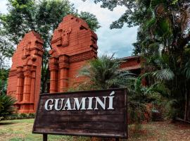 Hotel Guaminí Misión, hotel en Puerto Iguazú