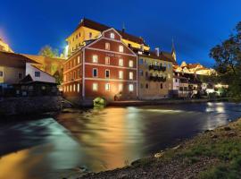 Hotel Mlýn, hotel v destinaci Český Krumlov