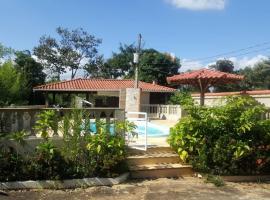 Pousada Casa do Criador, pet-friendly hotel in São José da Barra