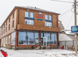 Сказка Снежных Вершин, отель в Архызе