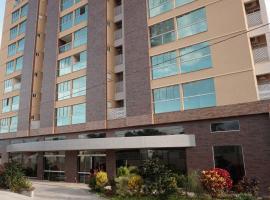 DIROMA PIAZZA APTO 918, apartment in Caldas Novas