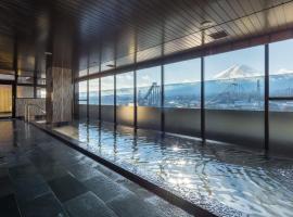 HOTEL MYSTAYS Fuji Onsen Resort, hotel in Fujiyoshida