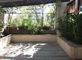 CARNAVAL em COBERTURA VERDE, apartment in Rio de Janeiro