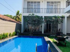 The Suite 262, hotel in Negombo
