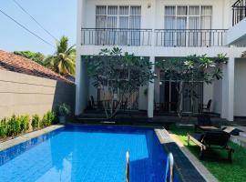 The Suite 262, hotel en Negombo