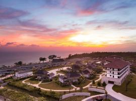 Anantara Desaru Coast Resort & Villas,迪沙魯的飯店