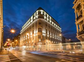 Hotel Capital, hotel near Zagreb Train Station, Zagreb