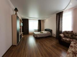 Апартаменты на Фабричной 9 комфорт, apartment in Tyumen