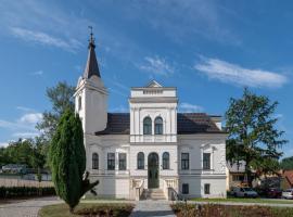 Villa Rosenaw – hotel w mieście Rožnov pod Radhoštěm