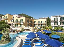 Hotel Royal Terme, hotel with pools in Ischia