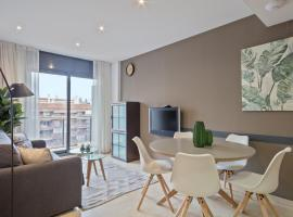SLEEP Fira by STAY, apartment in Barcelona