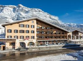 Hotel Vorab - Kulinarische Vielfalt, hotel in Flims