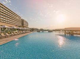 Amada Colossos Ultra All Inclusive Resort, hotel in Faliraki