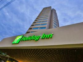 Holiday Inn - Goiania, spa hotel in Goiânia