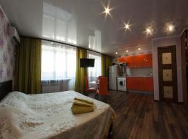 Апартаменты на Максима Горького 59, apartment in Tyumen