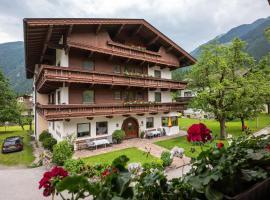 Pension Kumbichlhof, homestay in Mayrhofen