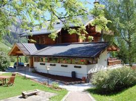 Landgasthof Kirchenwirt, hotel near Krimml Waterfalls, Krimml