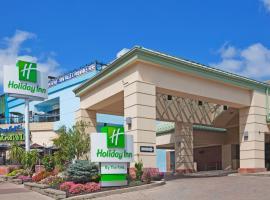 Holiday Inn Niagara Falls-By the Falls, an IHG Hotel, hotel con jacuzzi en Niagara Falls