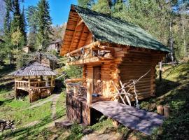 Usadba Baba Yaga, pet-friendly hotel in Artybash