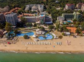 Hotel Lilia, hotel em Golden Sands