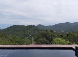 Than Prawet Waterfall Villa, hotell sihtkohas Thong Nai Pan Yai