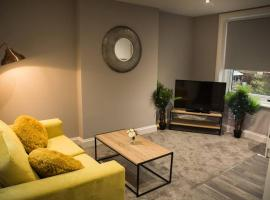 Stunning Maidstone Apartment - Free Parking, hotel in Maidstone