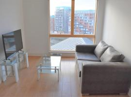 Toothbrush Apartments - Ipswich Waterfront - Quayside, apartment in Ipswich