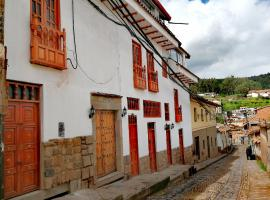 ValPer boutique, hotel in Cusco