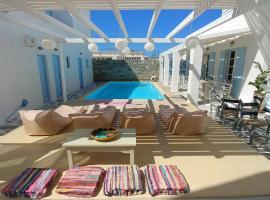 Hotel Marinero, hotel near Venetian Harbour and Castle, Naousa