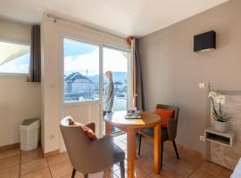 Residence Des Thermes, hotel in Lons-le-Saunier