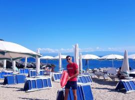 Hotel Mercurio sul Mare, hotell i Capo Vaticano
