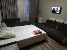 Apartment on Sibirskaya, pet-friendly hotel in Kaliningrad