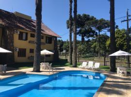 Estalagem Vila Suzana, pet-friendly hotel in Canela