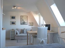 Studio -vue mer résidence Grand Cap, budget hotel in Villers-sur-Mer