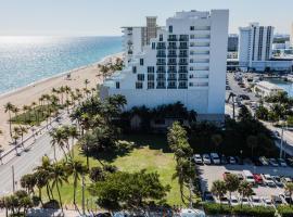Hotel Maren Fort Lauderdale Beach, Curio Collection By Hilton, отель в Форт-Лодердейле