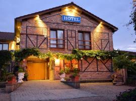 Hotel De Stokerij, hôtel à Oudenburg