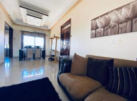Trendy apartments, vacation rental in Entebbe