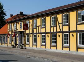 Den Gamle Kro Hornslet, hotel i nærheden af Århus Hovedbanegård, Hornslet