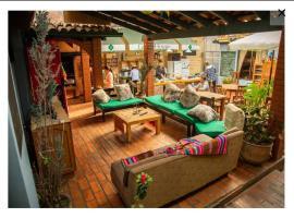 Greenhouse Bolivia, hostel in La Paz