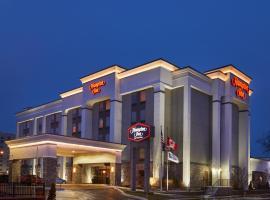 Hampton Inn Niagara Falls, hotel near Canada One Factory Outlet, Niagara Falls
