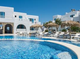 Cycladic Islands Hotel & Spa, hotel in Agia Anna Naxos