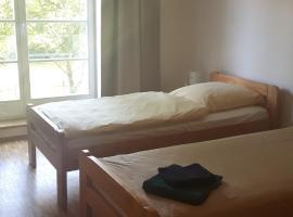 ruhiges Zimmer in Pankow, δωμάτιο σε οικογενειακή κατοικία στο Βερολίνο