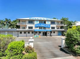 Cairns Reef Apartments & Motel, motel in Cairns