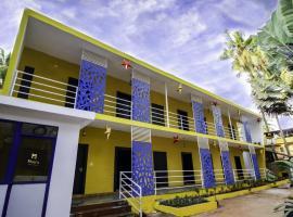 Mont's Inn, hotel near Chapora River, Morjim